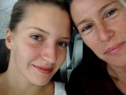 Johanna und Gisela Hägler